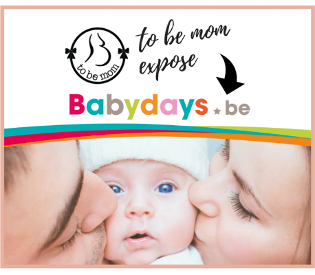 To Be Mom expose @Babydays Bruxelles