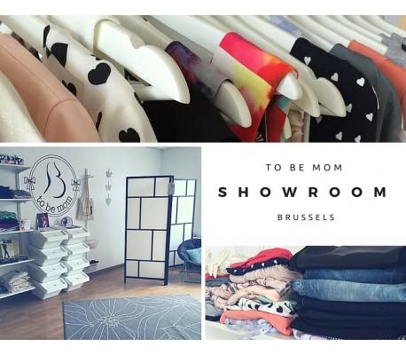 Showroom privé dans le centre de Bruxelles