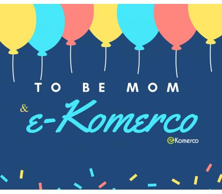 To Be Mom chez E-Komerco.be